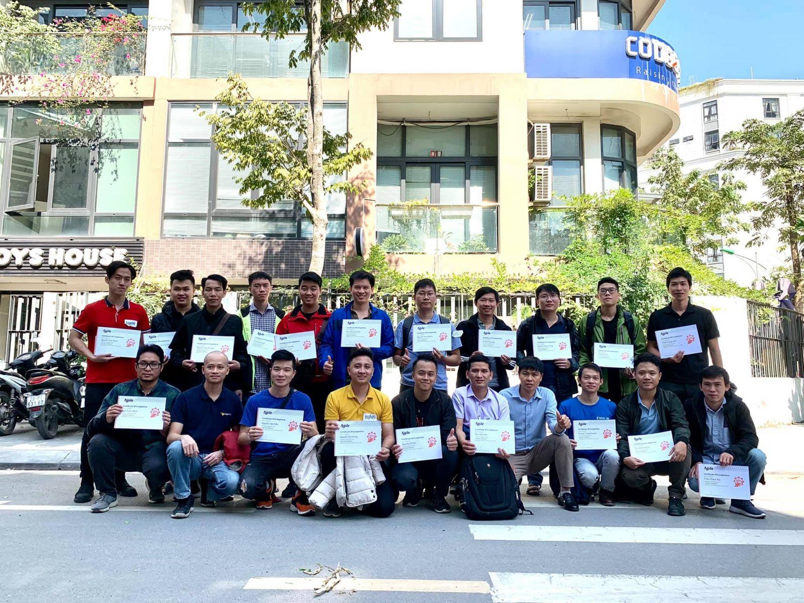Agile Project Management Course 3