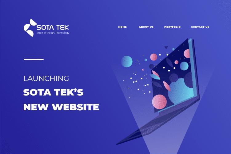 sotatek launch new website 2