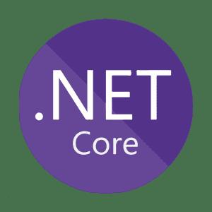 .NET Core logo PNG