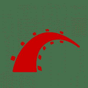 Rails logo PNG