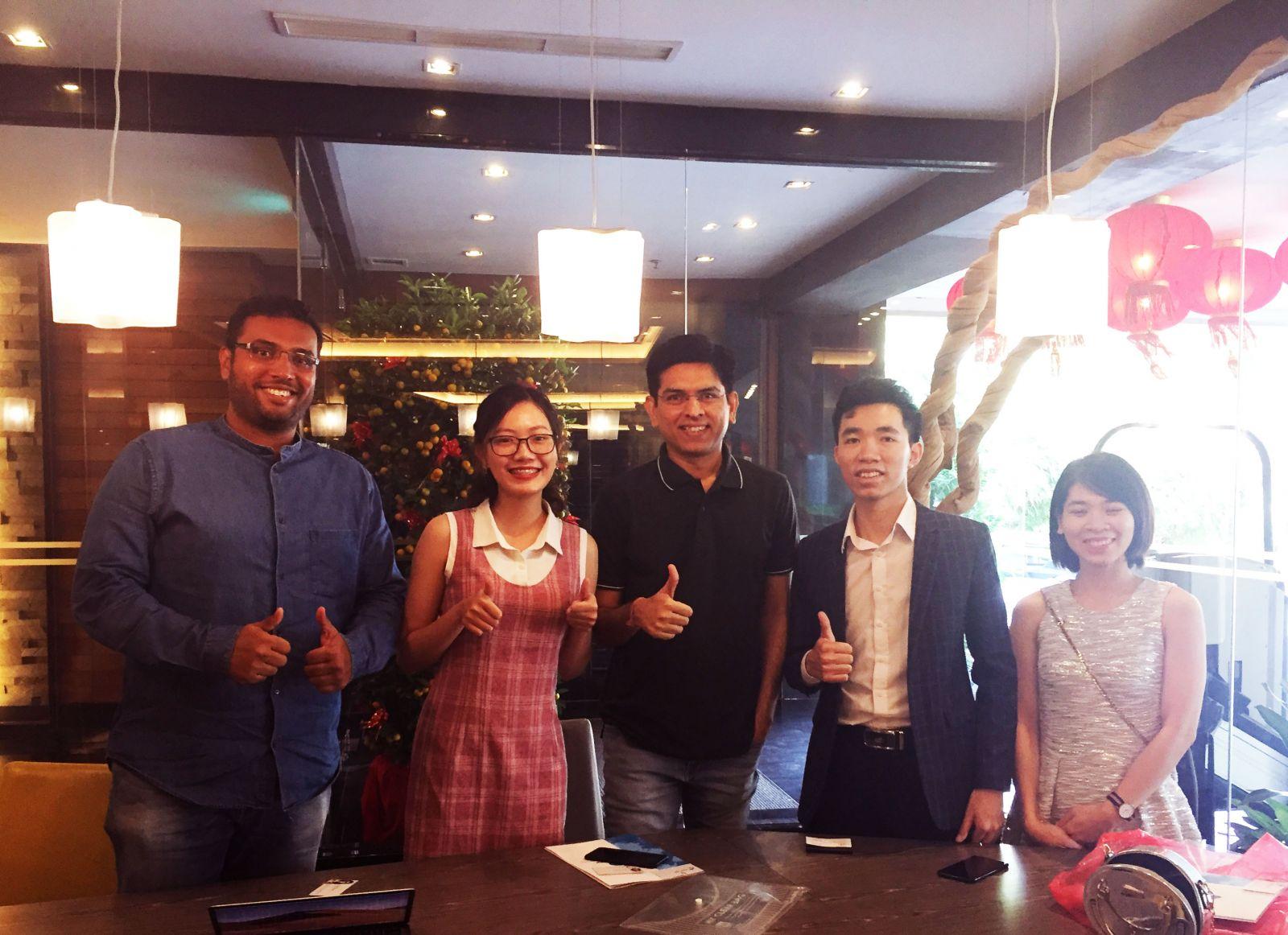 XinFin Public Network partnership