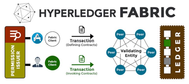 blockchain technology hyperledger