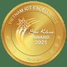 Biggest Award of Vietnam Software Industry