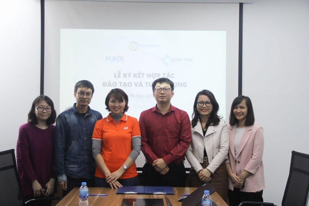 SotaTek sponsors 100% scholarships