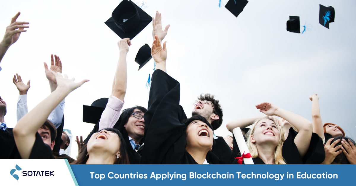 Top Country Applying Blockchain Technology in Education